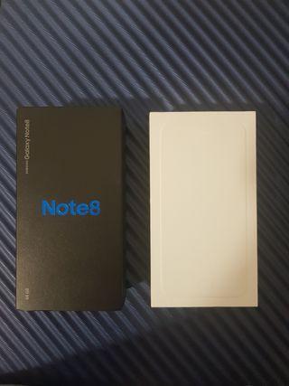 cambio mi Samsung note 8 y iphone 6 plus