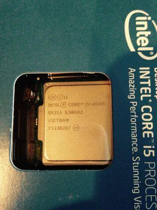 Intel i5 4690K 3,50ghz