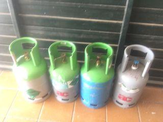 Reparacion y Cargas de gas aire acondicionado
