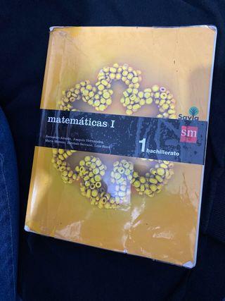 Libro de Matemáticas 1ºBachillerato
