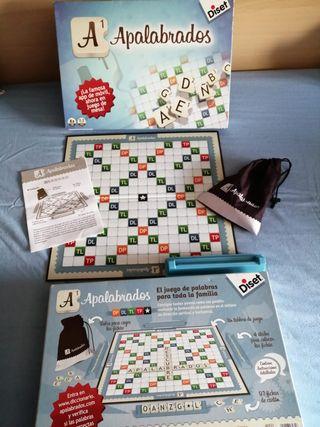 APALABRADOS juego de mesa