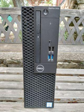 PC Dell Optiplex 3040 SFF Intel i5 6500 como nuevo