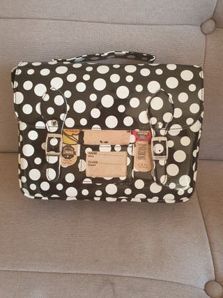 cool Spotty Cooler Lunch and Drinks Satchels