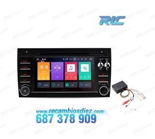"RADIO GPS ANDROID 8.0 7"" PORSCHE CAYENNE USB GPS T"