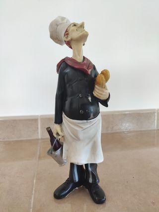 figura de panadero
