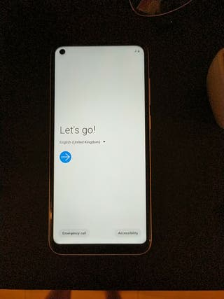Samsung Galaxy A 11