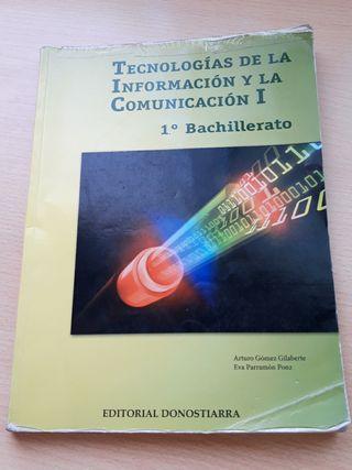 tecnología de la información y comunicación 1 bach