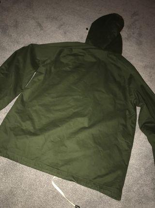 Men's khaki green jacket