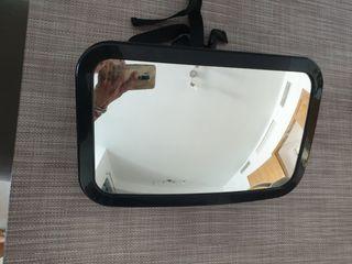 espejo de coche para bebe