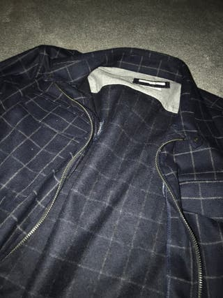 Men's blue river island jacket/overshirt