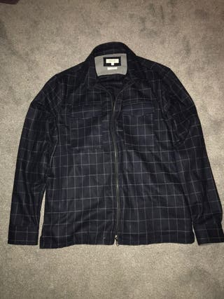 Men's blue river island jacket/overshirt