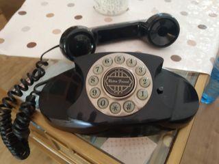 teléfono decorativo