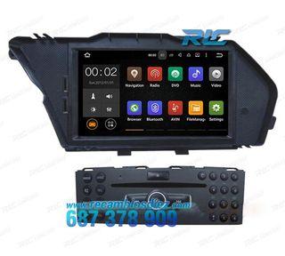 NAVEGADOR GPS GPS DVD 7 ANDROID 7,1 MERCEDES-BENZ