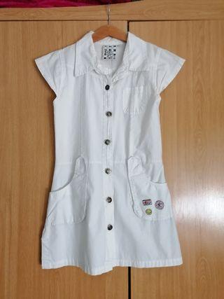Vestido de H&M muy fresco y elegante