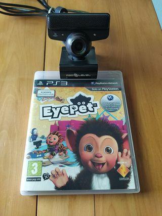 Juegos PS3 ( EyePet + Cámara )