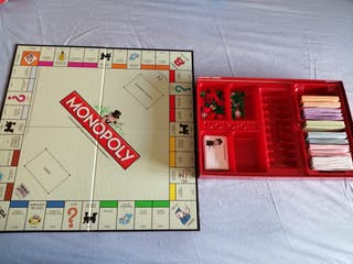 MONOPOLY juego de mesa