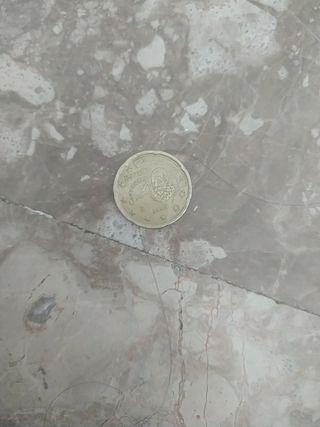 moneda de coleccionista de 20 céntimos 1999
