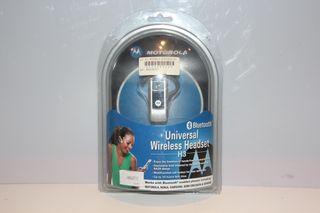 Motorola Universal Wireless Headset H3