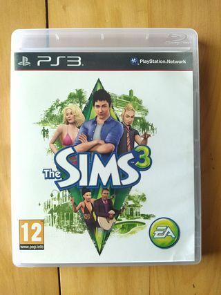 Juegos PS3 ( Los Sims 3 )