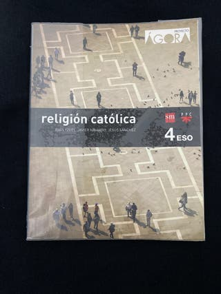 Libro de Religión 4ºEso