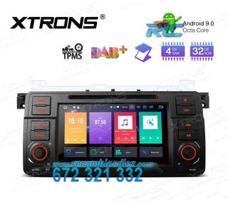 "RADIO GPS 7"" ANDROID 9.0 OCTA-CORE STEREO GPS BMW,"