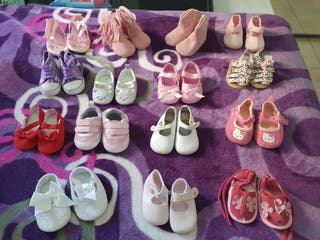 zapatos bebé de 0 3 y 6 meses