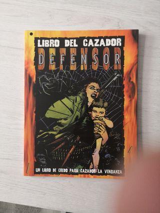 Libro del cazador Defensor