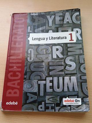 lengua y literatura 1 edebe