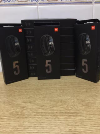 Xiaomi mi band 5 NUEVA