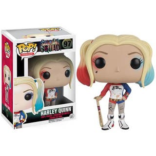 Funko Pop 97 Suicide Squad Harley Quinn