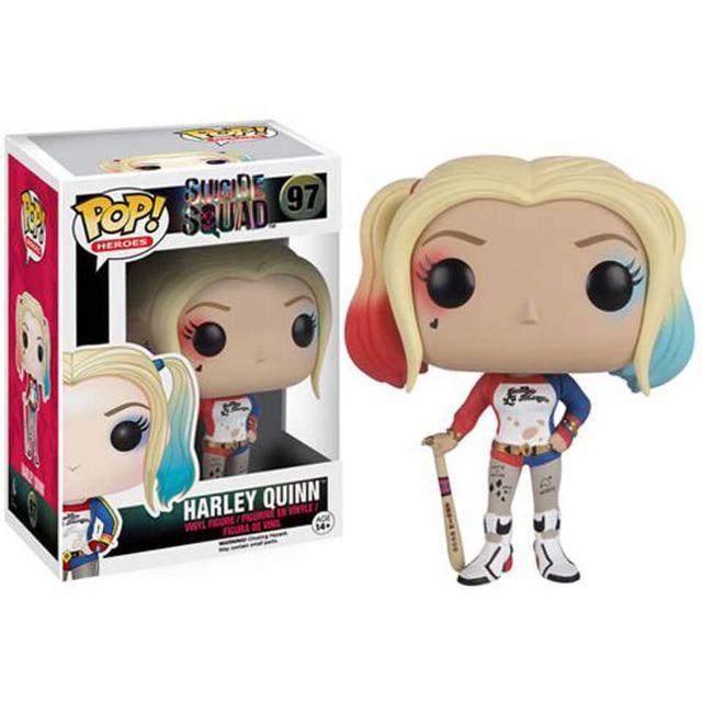 Funko Pop 97 Suicide Squad Harley Quinn
