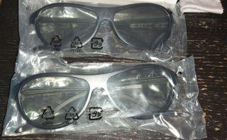 Gafas 3D cinema LG (2 unidades).