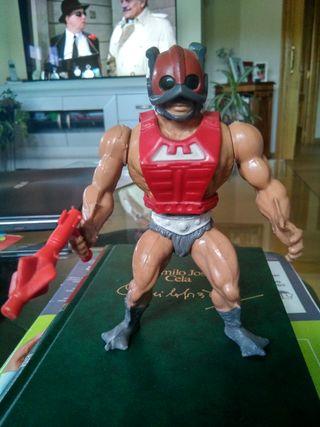 Zodak Top Toys. MOTU. Masters del Universo.