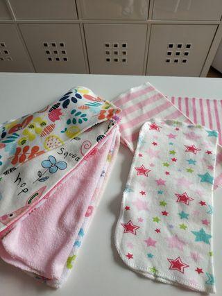 pack toallitas nuevas a estrenar