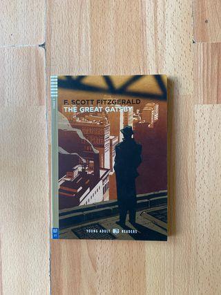 The great Gatsby (libro de lectura)