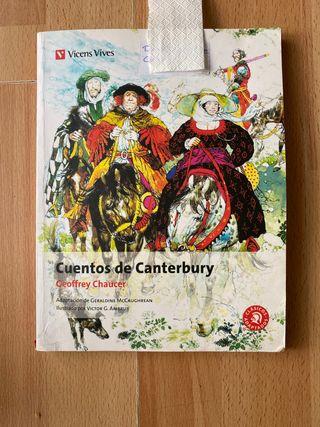 Cuentos de Canterbury (libro de lectura)