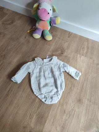 PELELE bebé de Zara talla 1/3 meses