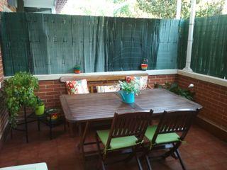 Muebles terraza jardín