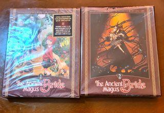 The Ancient Magus Bride 1 y 2 nuevas