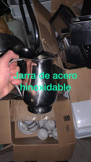 jarras acero inoxidable
