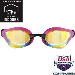 arena Cobra Core Mirror Gafas de natación, Adulto