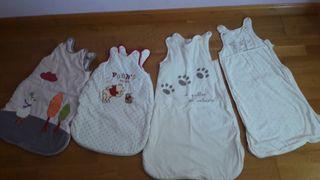 Sacos para dormir bebé