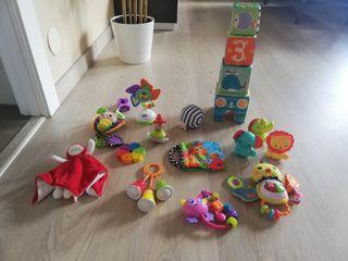 Lote de juguetes 1