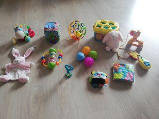 Lote de juguetes 2