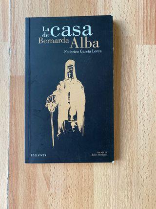 La casa de Bernarda Alba (libro de lectura)