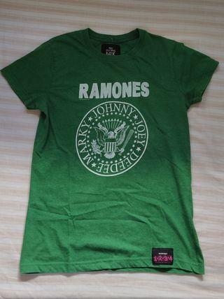 1-2-3-4 Ramones, Camiseta original