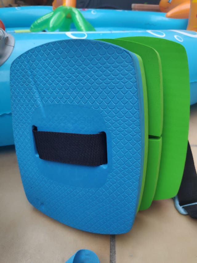 Cinturón seguridad agua niños (burbuja)