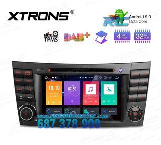 "RADIO GPS 7"" ANDROID 9.0 OCTA-CORE DVD GPS MERCEDE"