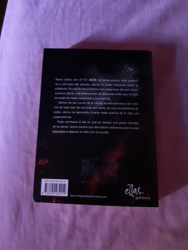 Libro La Huida Emma Pass
