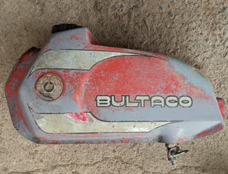 Deposito gasolina Bultaco 370